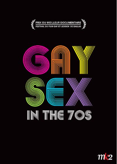 Gay Sex in the 70s - DVD