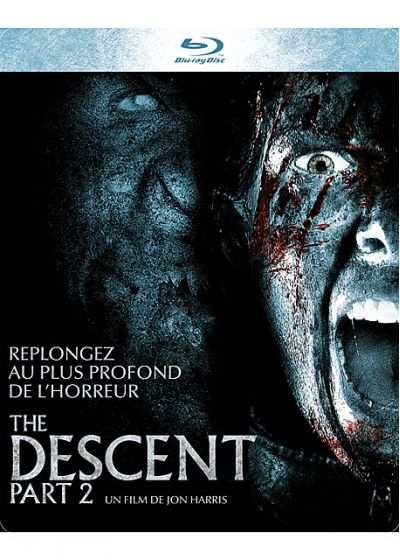 The Descent Part 2 - Blu-ray