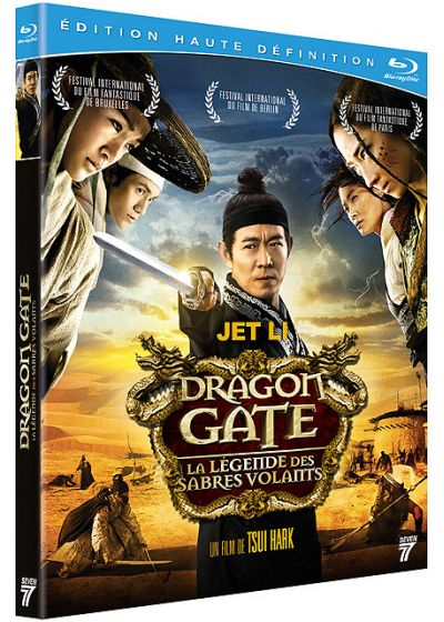 Dragon Gate - La légende des sabres volants - Blu-ray