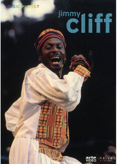 Cliff, Jimmy - Moving On - DVD