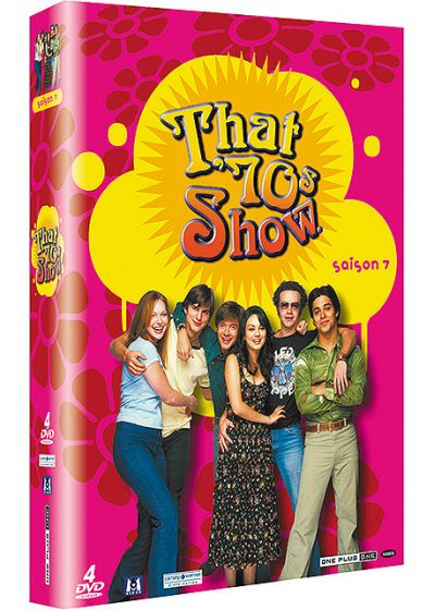That 70's Show - Saison 7 - DVD