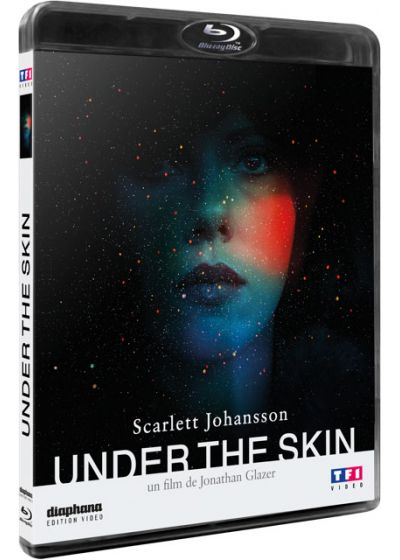 Under the Skin - Blu-ray