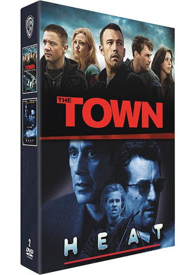 The Town + Heat (Pack) - DVD