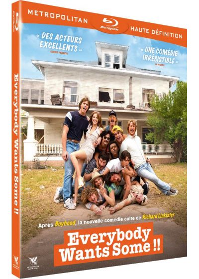 Everybody Wants Some - Blu-ray