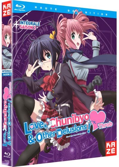 Love, Chunibyo & Other Delusions - Saison 2 - Blu-ray