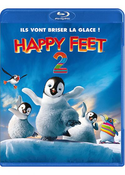 Happy Feet 2 - Blu-ray
