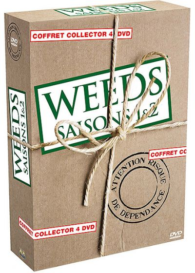 Weeds - Saisons 1 & 2 (Édition Collector) - DVD