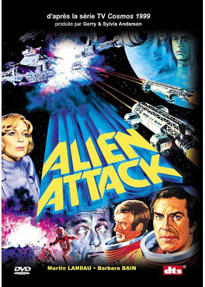 Alien Attack - DVD