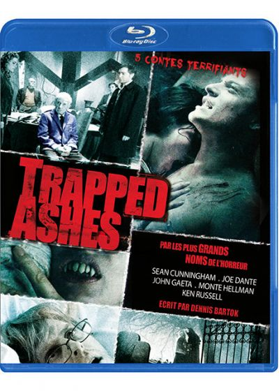 Trapped Ashes - Blu-ray