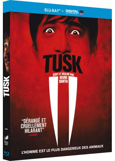 Tusk (Blu-ray + Copie digitale) - Blu-ray