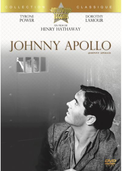 Johnny Apollo - DVD