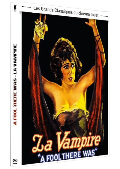 La Vampire - A Fool There Was - DVD