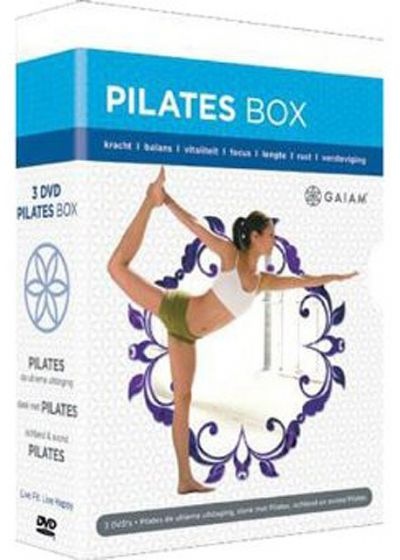Gaiam : Pilates Box (Pack) - DVD