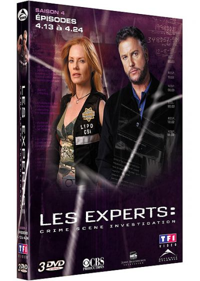 Les Experts - Saison 4 Vol. 2 - DVD
