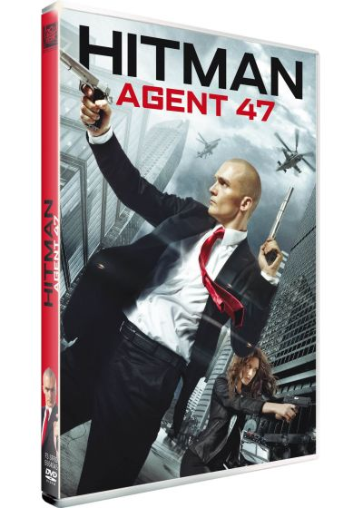 Hitman : Agent 47 (DVD + Digital HD) - DVD