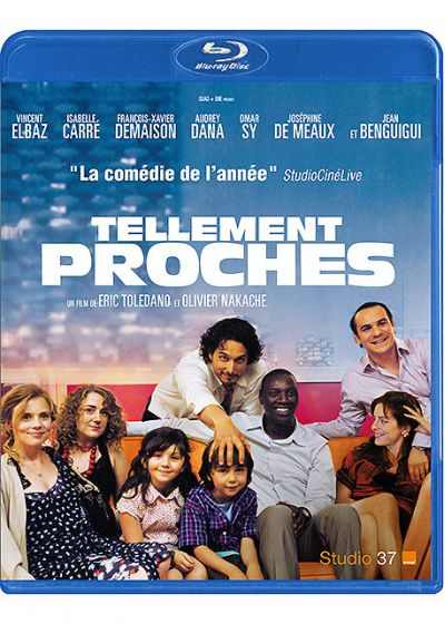 Tellement proches - Blu-ray