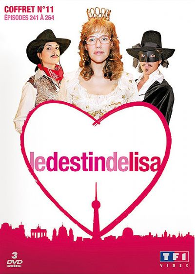 Le Destin de Lisa - Coffret N°11 - DVD