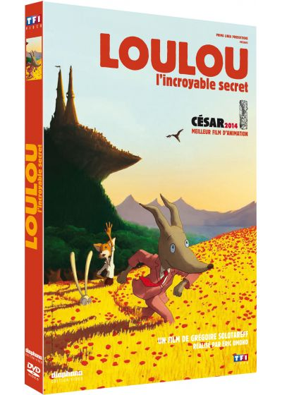 Loulou, l'incroyable secret - DVD