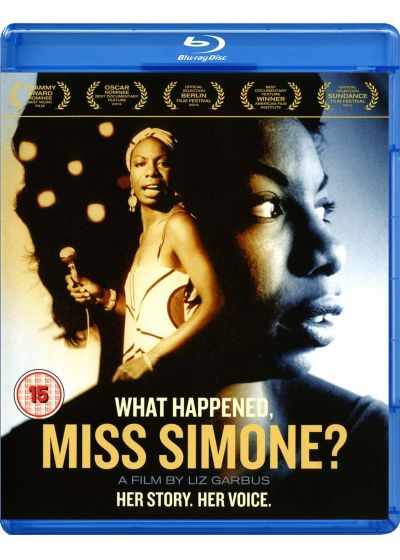 What Happened, Miss Simone? - Blu-ray