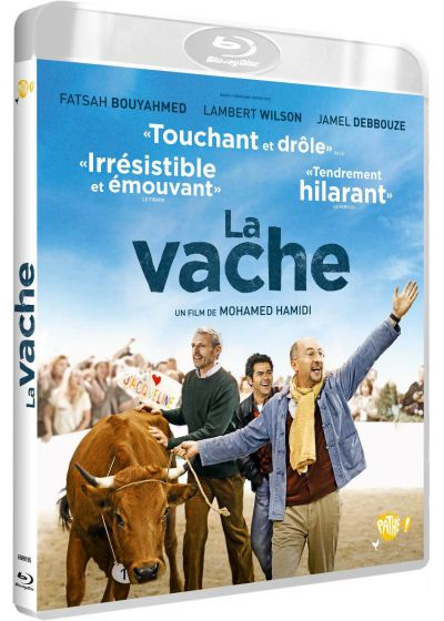 La Vache (Blu-ray + Digital HD) - Blu-ray