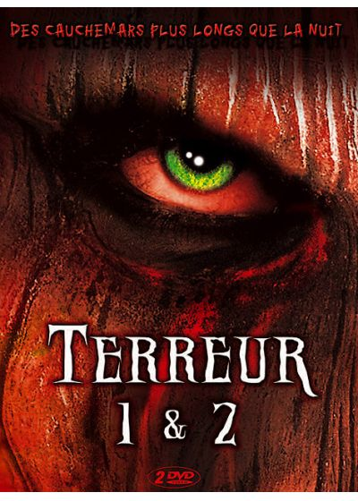 Terreur 1 & 2 (Pack) - DVD