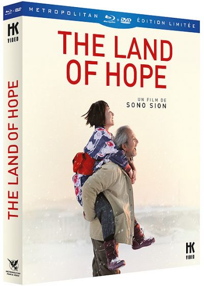 The Land of Hope (Combo Blu-ray + DVD - Édition Limitée) - Blu-ray