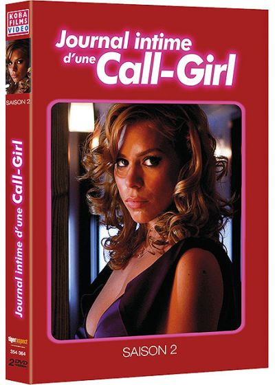 Journal intime d'une call girl - Saison 2 - DVD