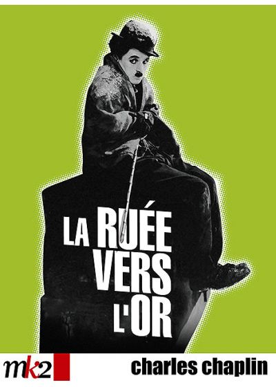 La Ruée vers l'or (Édition Simple) - DVD