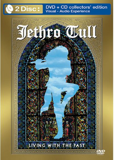 Jethro Tull - Living With The Past (DVD + CD) - DVD