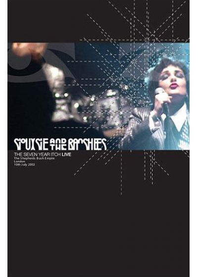 Siouxsie and the Banshees - The Seven Year Itch Live - DVD