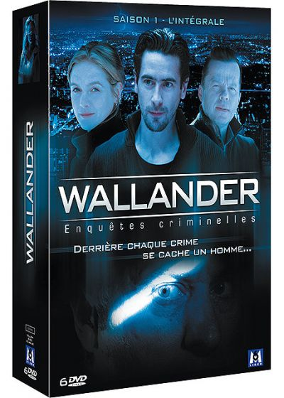 Wallander - Saison 1 - DVD