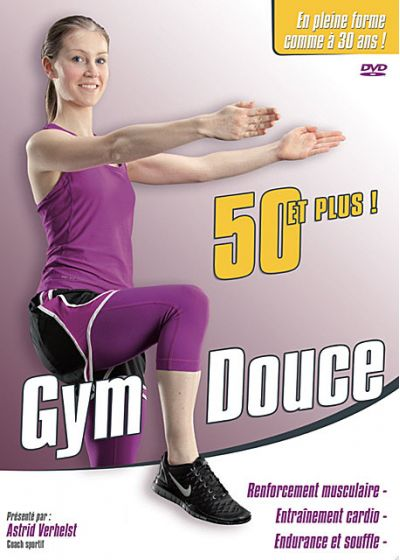 Gym douce : 50 et plus ! - DVD