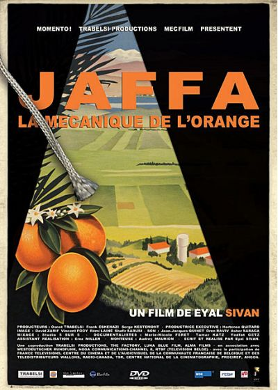 Jaffa : la mécanique de l'orange - DVD
