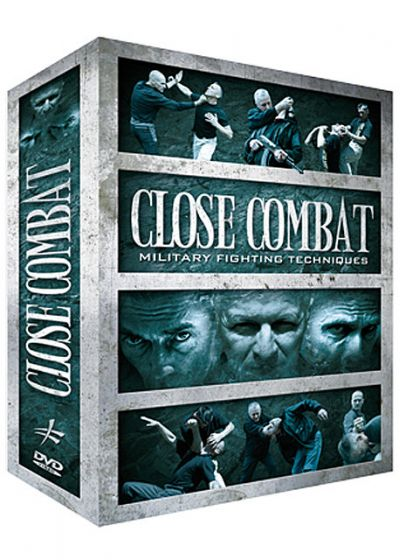 Close Combat : Military Fighting Techniques - DVD