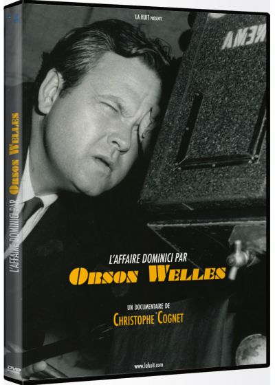L'Affaire Dominici par Orson Welles - DVD