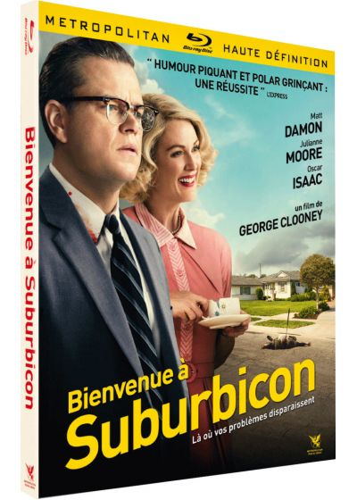 Bienvenue à Suburbicon - Blu-ray
