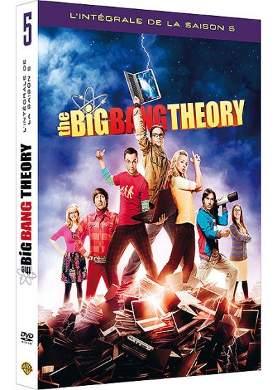 The Big Bang Theory - Saison 5 - DVD