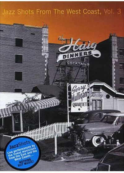 Jazz Shots From The West Coast - Vol.3 - DVD