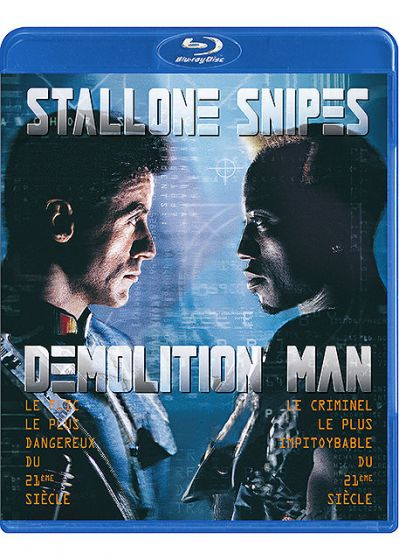 Demolition Man - Blu-ray