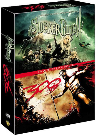 Sucker Punch + 300 (Pack) - DVD