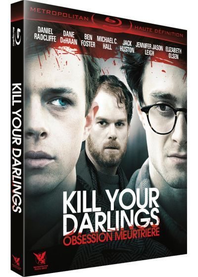 Kill Your Darlings - Obsession meurtrière - Blu-ray