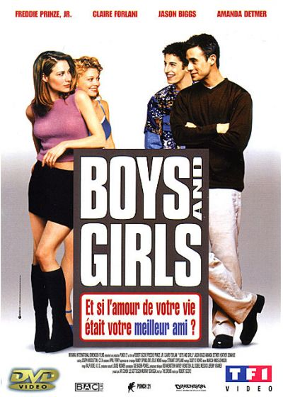 Boys and Girls - DVD