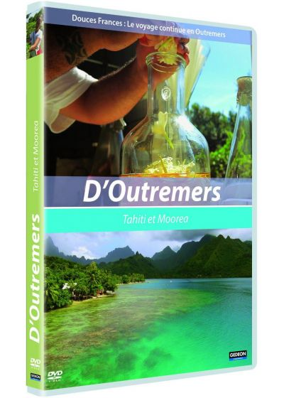 D'Outremers : Tahiti et Moorea - DVD