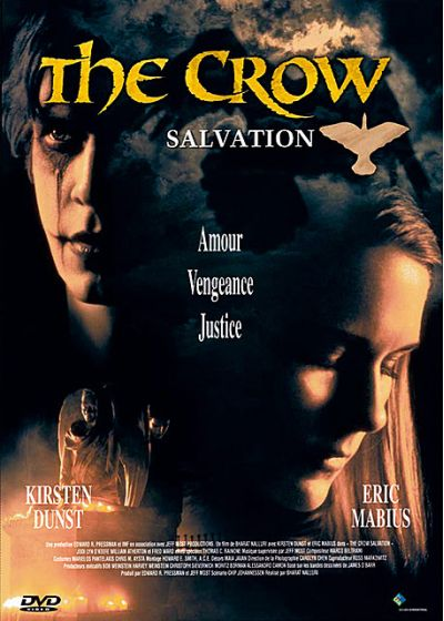 The Crow 3 - Salvation - DVD