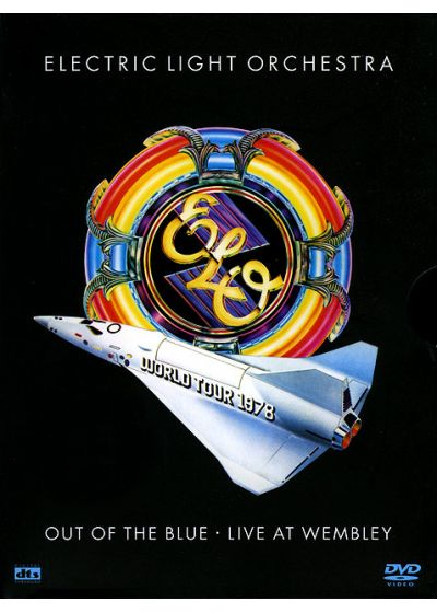 Electric Light Orchestra - Out Of The Blue - Live at Wembley - DVD