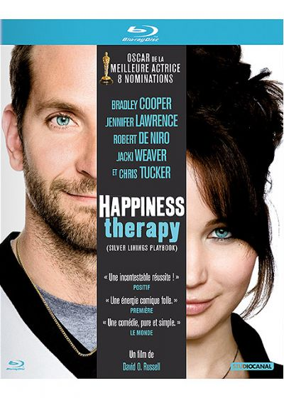 Happiness Therapy - Blu-ray