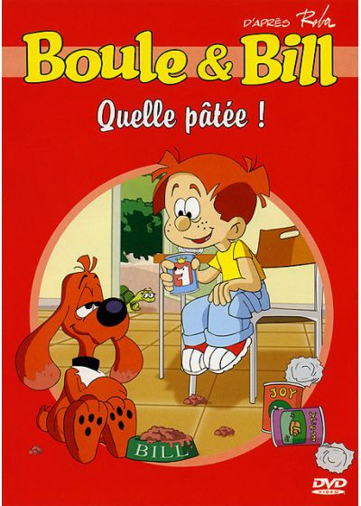 Boule & Bill - Quelle pâtée ! - DVD