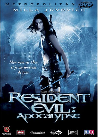 Resident Evil : Apocalypse (Édition Simple) - DVD