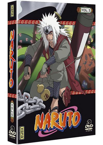 Naruto - Vol. 5 - DVD