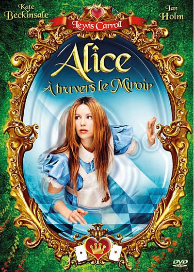 Alice à travers le miroir - DVD